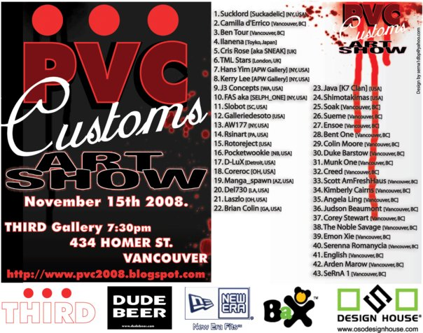 PVC Custom