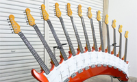12 Guitars in 1 by Yoshihiko Satoh
