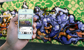 1AM Graffiti Mobile App