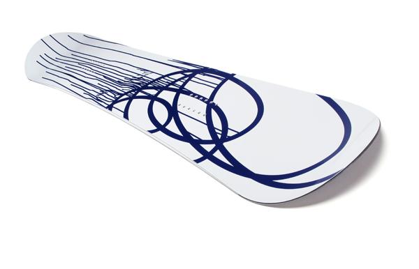 Krink Snowboard Design