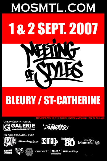 Meeting Of Styles