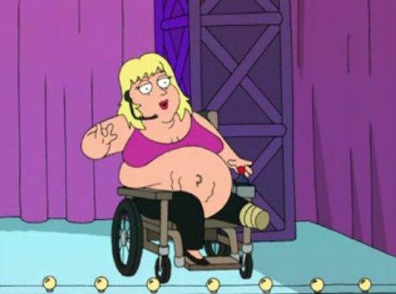 Britney Spears Family Guy