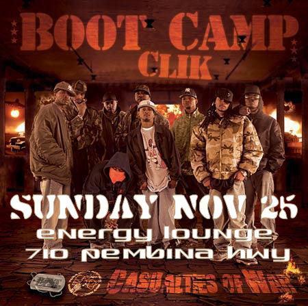 Boot Camp Clik