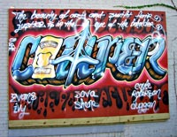 Coupe Graffiti Piece