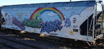 Care Bears Freight