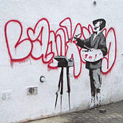 Banksy Wall on eBay