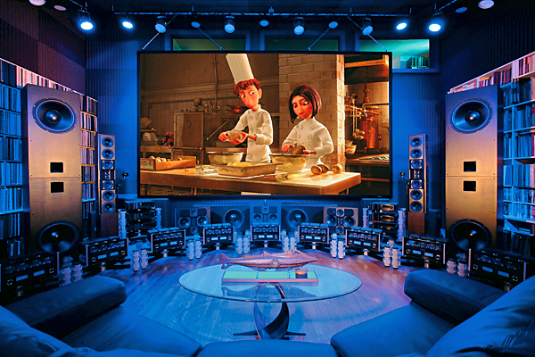 A Great Home Theater