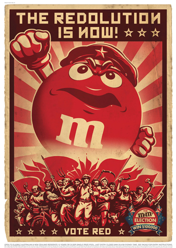 Obey M&M's