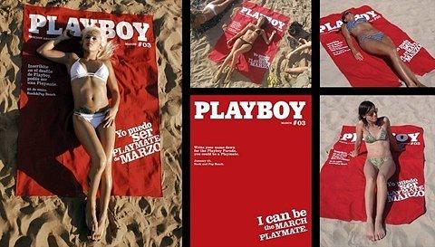 Playboy Ads
