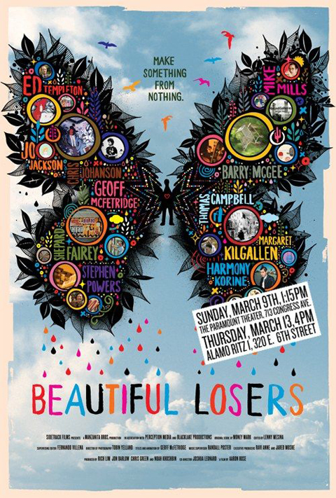 Beautiful Losers Premieres at SXSW