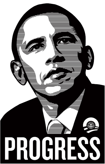 Obey Obama Poster Download