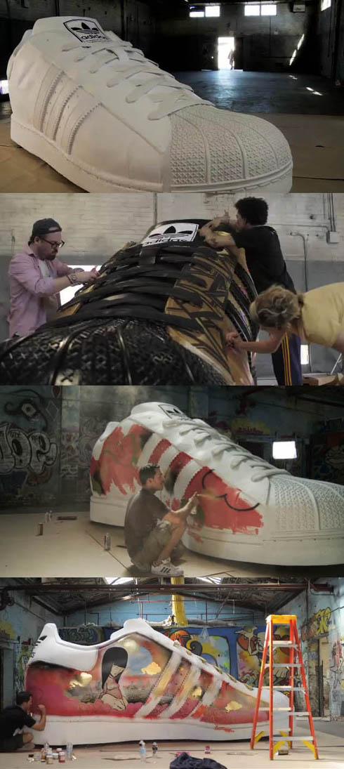 shoe adidas