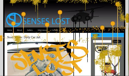 Senses Lost Screen Shot