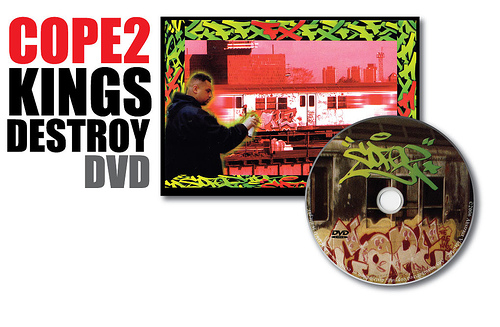 Kings Destroy DVD Now On Sale