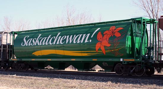 Saskatchewan hopper