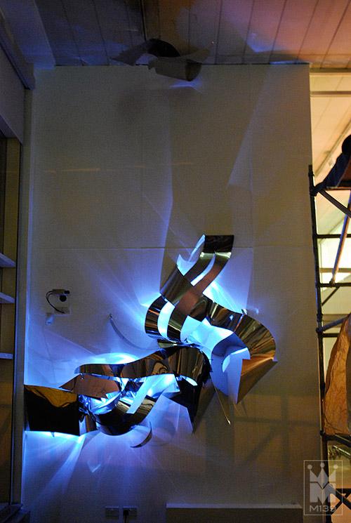 Mare139 Graffiti Sculpture