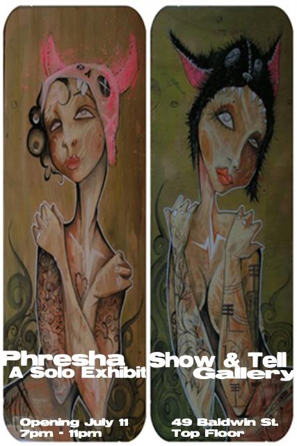 Phresha Art Show