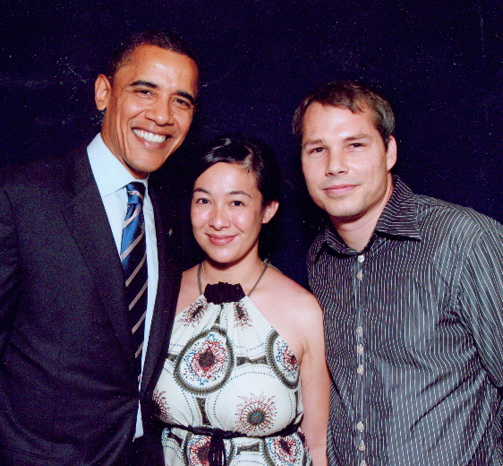 Obama's VP Candidate Shepard Fairey