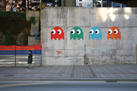 Space Invader Interview