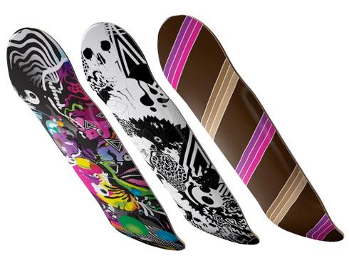 David Carvalho Skateboad Decks