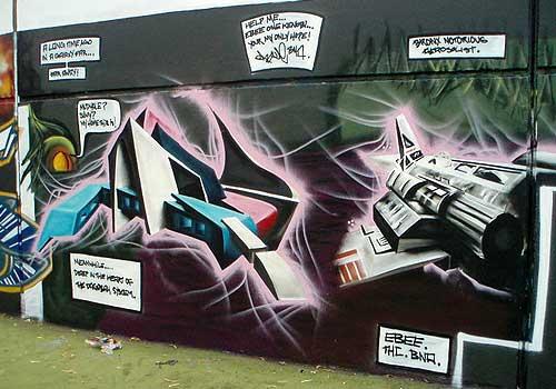 ebee graffiti art