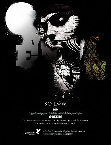 Omen So Low Show