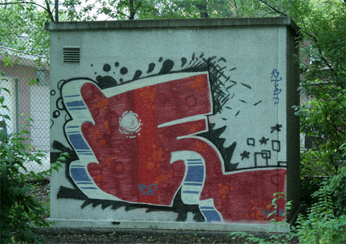 Reetbot Graffiti