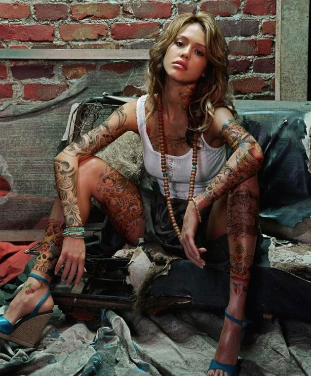 celebrity tattoos senses lost