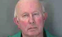 70 Year Old Man Arrested for Graffiti
