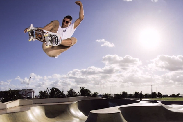 Arto Saari Skateboarding Photography