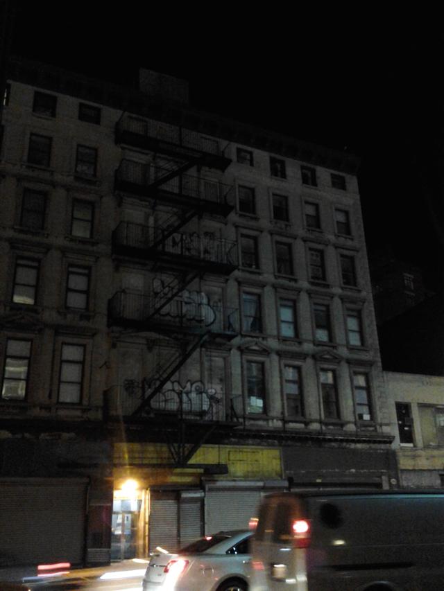 Graffiti New York City