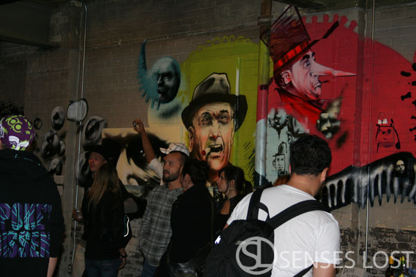 Chapter 3 Art Opening 2009