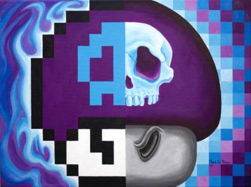 Mark Gil Perez Art