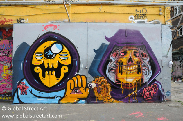 Nychos and Dextr Cologne Germany