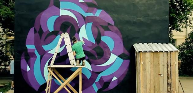 Stenograffiya graffiti