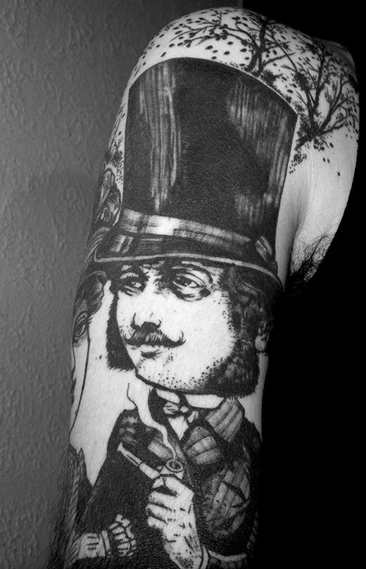 Tattoo Inspiration Jean-Luc Navette