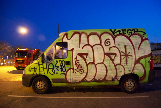 Truck Copenhagen by Miss Kaliansky
