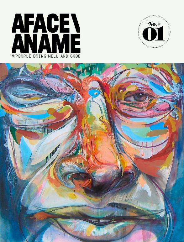 a face a name book cover