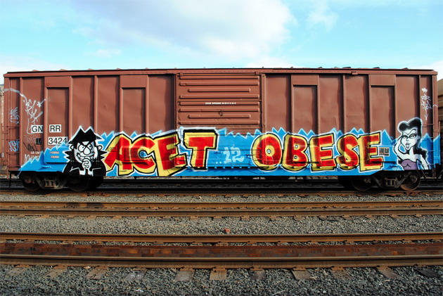 acet obese boxcar