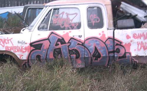 Aksoe Graffiti Truck