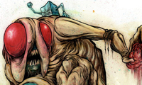 Alex Pardee – Letters From Digested Children