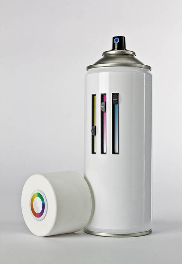 Mister Solo All In One Spray Can Bizarre Beyond Belief Magazine