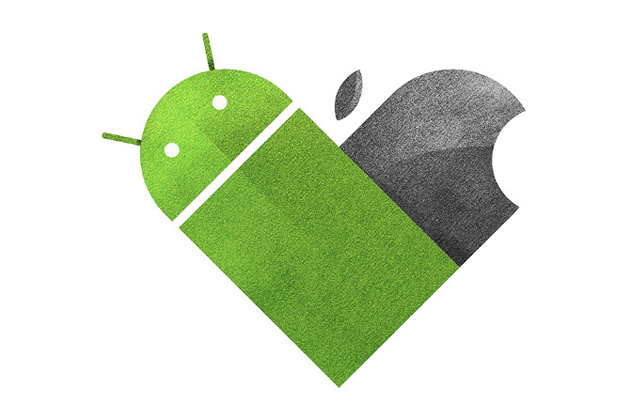 android apple enemy hearts