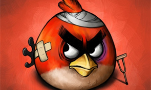 Angry Birds in Pain