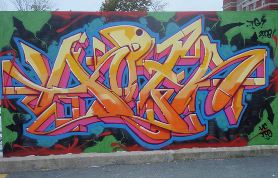 Aper Graffiti