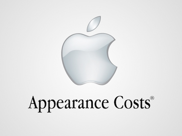 appearance costs apple