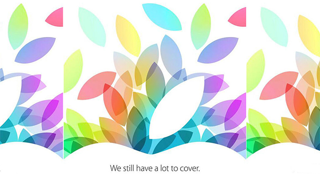 apple we still have a lot to cover