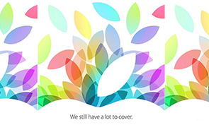 Today's Apple iPad Event