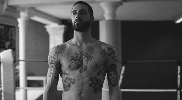 arnaud sommier tattoos
