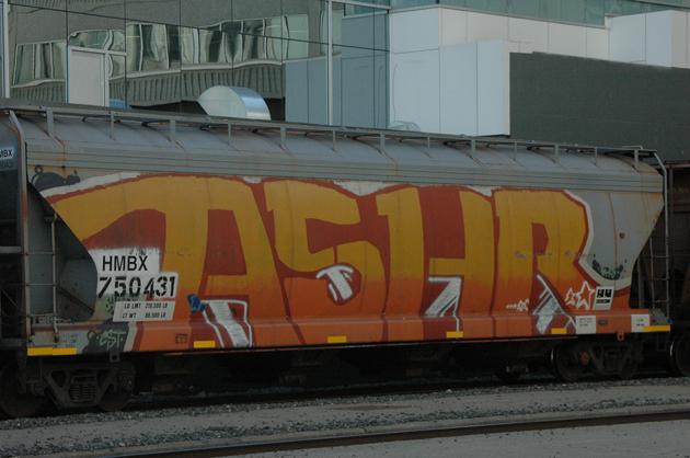 ashr graffiti